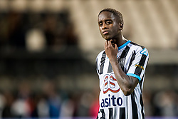 Jamiro Monteiro of Heracles Almelo during the Dutch Eredivisie match between Heracles Almelo and Feyenoord Rotterdam at Polman stadium on September 09, 2017 in Almelo, The Netherlands