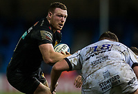 Exeter Chiefs' Sam Simmonds in action during todays match<br /> <br /> Photographer Bob Bradford/CameraSport<br /> <br /> Gallagher Premiership Round 4 - Exeter Chiefs v Gloucester Rugby - Saturday 26th December 2020 - Sandy Park - Exeter<br /> <br /> World Copyright © 2020 CameraSport. All rights reserved. 43 Linden Ave. Countesthorpe. Leicester. England. LE8 5PG - Tel: +44 (0) 116 277 4147 - admin@camerasport.com - www.camerasport.com