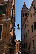 Street scenes and architecture of Venice, Italy