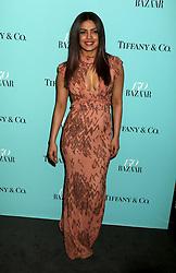 April 19, 2017 - New York, New York, U.S. - Actress PRIYANKA CHOPRA attends the Tiffany & Co. and Harper's Bazaar 150th Anniversary Event held at the Rainbow Room. (Credit Image: © Nancy Kaszerman via ZUMA Wire)