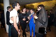 SHANAY JHAVERI; ANJALIKA SAGAR; OTOLITH GROUP, Turner Prize 2010. Tate Britain. Millbank. London. 6 December 2010. -DO NOT ARCHIVE-© Copyright Photograph by Dafydd Jones. 248 Clapham Rd. London SW9 0PZ. Tel 0207 820 0771. www.dafjones.com.