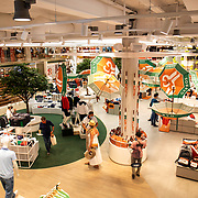PARIS, FRANCE June 13.   A general view of the Roland Garros boutique shop at the 2021 French Open Tennis Tournament at Roland Garros on June 13th 2021 in Paris, France. (Photo by Tim Clayton/Corbis via Getty Images)