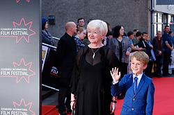 Edinburgh International Film Festival 2019<br /> <br /> Mrs Lowry (UK Premiere, closing night gala)<br /> <br /> Pictured: Debbie Gray (producer) and Laurie Mills<br /> <br /> Aimee Todd | Edinburgh Elite media