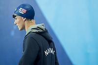 Svømming<br /> Foto: imago/Digitalsport<br /> NORWAY ONLY<br /> <br /> SOLLI Lavrans NOR 50 Backstroke Men Heats Swimming - Kazan Arena Day16 08/08/2015 XVI FINA World Championships Aquatics Swimming Kazan Tatarstan RUS July 24 - Aug. 9 2015