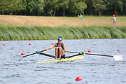 Race: 53  Women's Lightweight Single Sculls - Heat<br /> <br /> The Metropolitan Regatta 2019<br /> Sunday<br /> <br /> To purchase this photo, or to see pricing information for Prints and Downloads, click the blue 'Add to Cart' button at the top-right of the page.