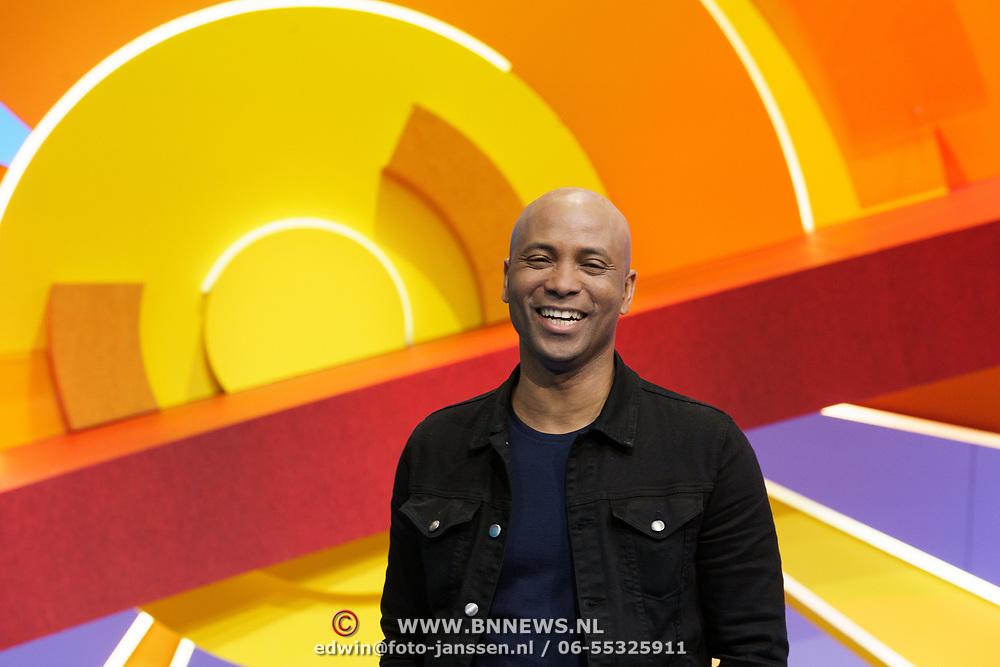 NLD/Amsterdam/20190515 - Presentatoren Ondertussen in Nederland, presentator Humberto Tan