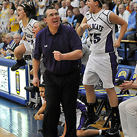 3.8.2011 Keystone vs Bath Girls Varsity Basketball