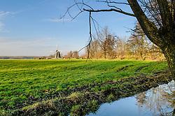 Abcoude, De Ronde Venen, Utrecht, Netherlands, Batterijen aan het Gein
