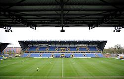 View inside the Kassam Stadium. - Mandatory byline: Alex James/JMP - 17/01/2016 - FOOTBALL - The Kassam Stadium - Oxford, England - Oxford United v Bristol Rovers - Sky Bet League Two