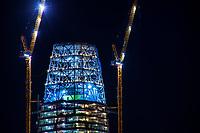 Pinnacle of Salesforce Tower, Downtown SF