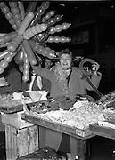 Christmas - Henry St. Traders Christmas Crib .15/12/1958.