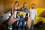 Goblin Works Garage shoot at The Depository - Hackney.
