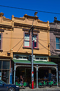 Palamino Cafe on High Street, Northcote, Melbourne, Victoria, Australia