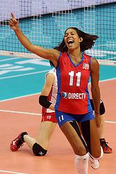 Puerto Rico Ocasio Karina celebrates