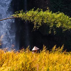 Ban Gioc Waterfall, Cao Bang Province (boarder with China)