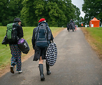 Bigfoot Festival Ragley Hall Warwickshire one of the first festivals to open successfully in 2021,photo by Mark Anton Smith
